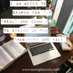 A True Snapshot: Searching and Giving Up
