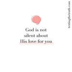 God's Extravagant Love
